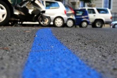 Parcometro - Strisce blu