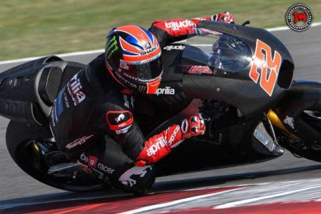 Sam Lowes - Aprilia RS-GP