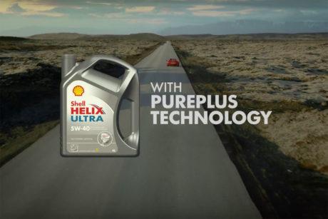 olio motore Shell Helix Ultra