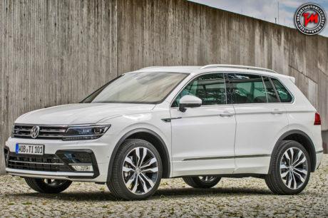 Volkswagen Tiguan 2.0 BiTDI