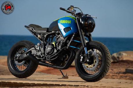 Yamaha XSR 700 Otokomae