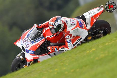 Andrea Dovizioso - Ducati Team - Spielberg