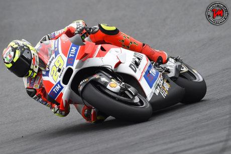 Andrea Iannone - Ducati Team - Spielberg