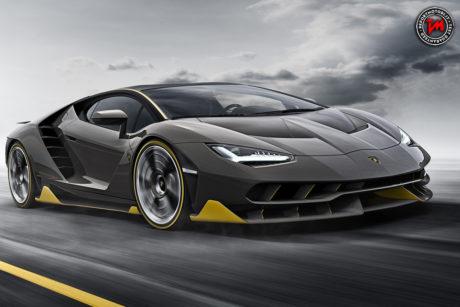 Forza Horizon 3 - Lamborghini Centenario