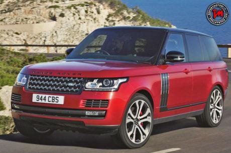 Nuova Range Rover SVAutobiography Dynamic
