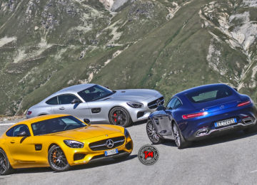 A Monza il primo AMG Performance Day