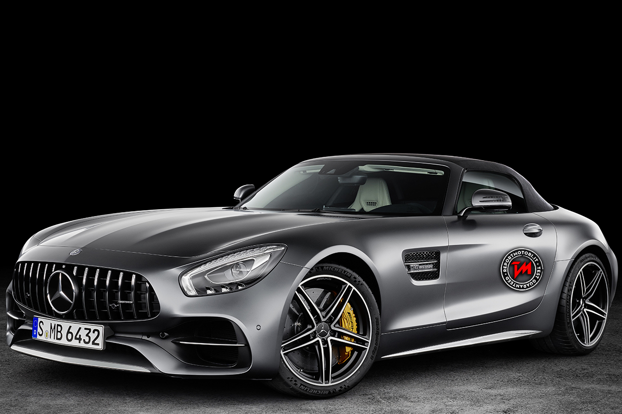 mercedes amg gt roadster emozioni a cielo aperto. Black Bedroom Furniture Sets. Home Design Ideas