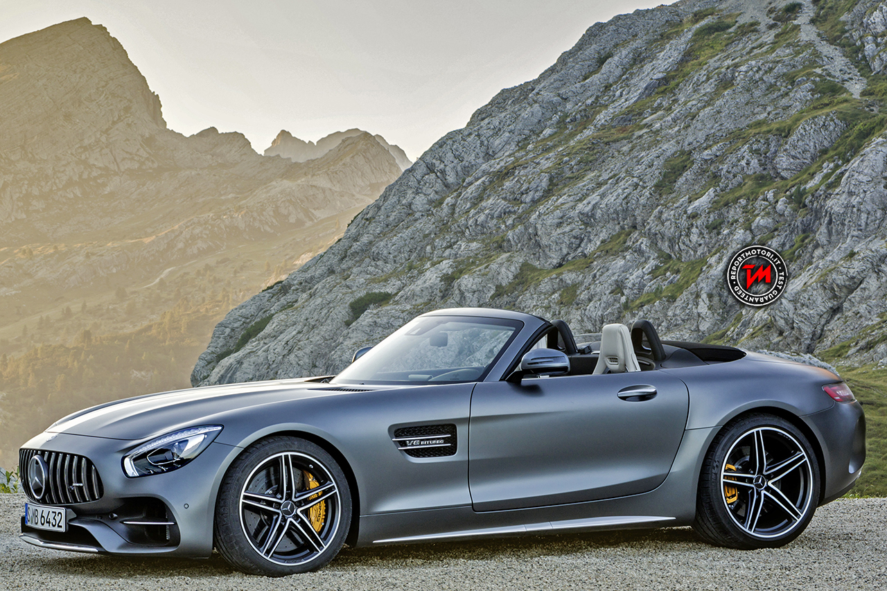 le potenti amg gt roadster e gt r pronte per la commercializzazione. Black Bedroom Furniture Sets. Home Design Ideas