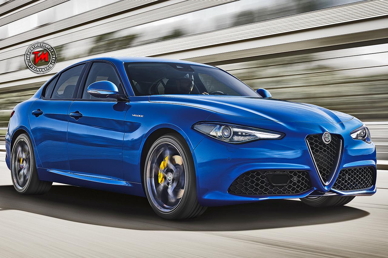 Alfa Romeo alfa romeo giulia alfa romeo giulia veloce alfa romeo ...