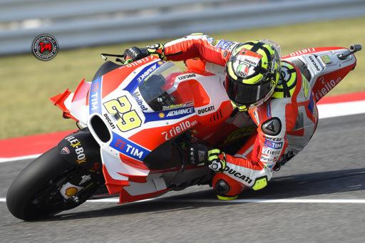 Andrea Iannone - Misano MotoGP