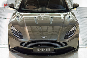 Aston Martin DB11: al via la nuova produzione