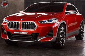 BMW Concept X2: il futuro di un nuovo SUV