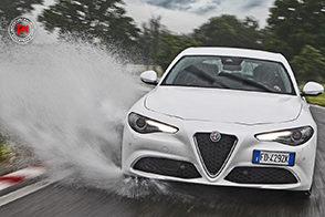 Alfa Romeo Giulia vince Auto Europa 2017