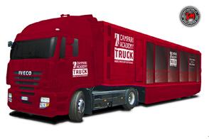 Truck Campari Academy