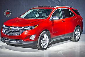 Chevrolet Equinox: il giusto compromesso
