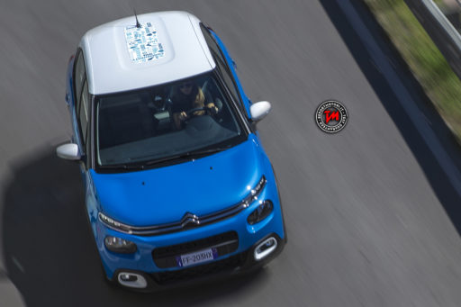 Nuova Citroen C3 Facebook - Only Limited Edition