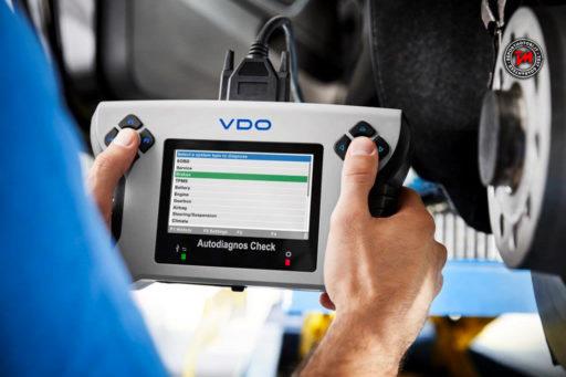 Continental VDO Autodiagnos Check