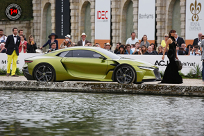 Mc LAREN / CHANTILLY ARTS & ELEGANCE - 04/09/16