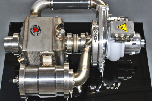 Delta Motorsport - Motore Elettrico