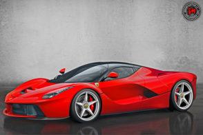 Ferrari per le vittime del terremoto