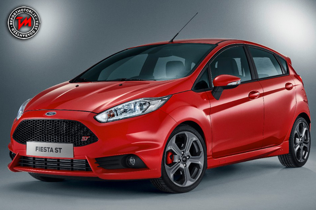 ford fiesta st 5 porte una hot hatch veloce e pratica. Black Bedroom Furniture Sets. Home Design Ideas