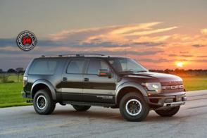 Hennessey VelociRaptor SUV: oltre la soglia dell'immaginazione