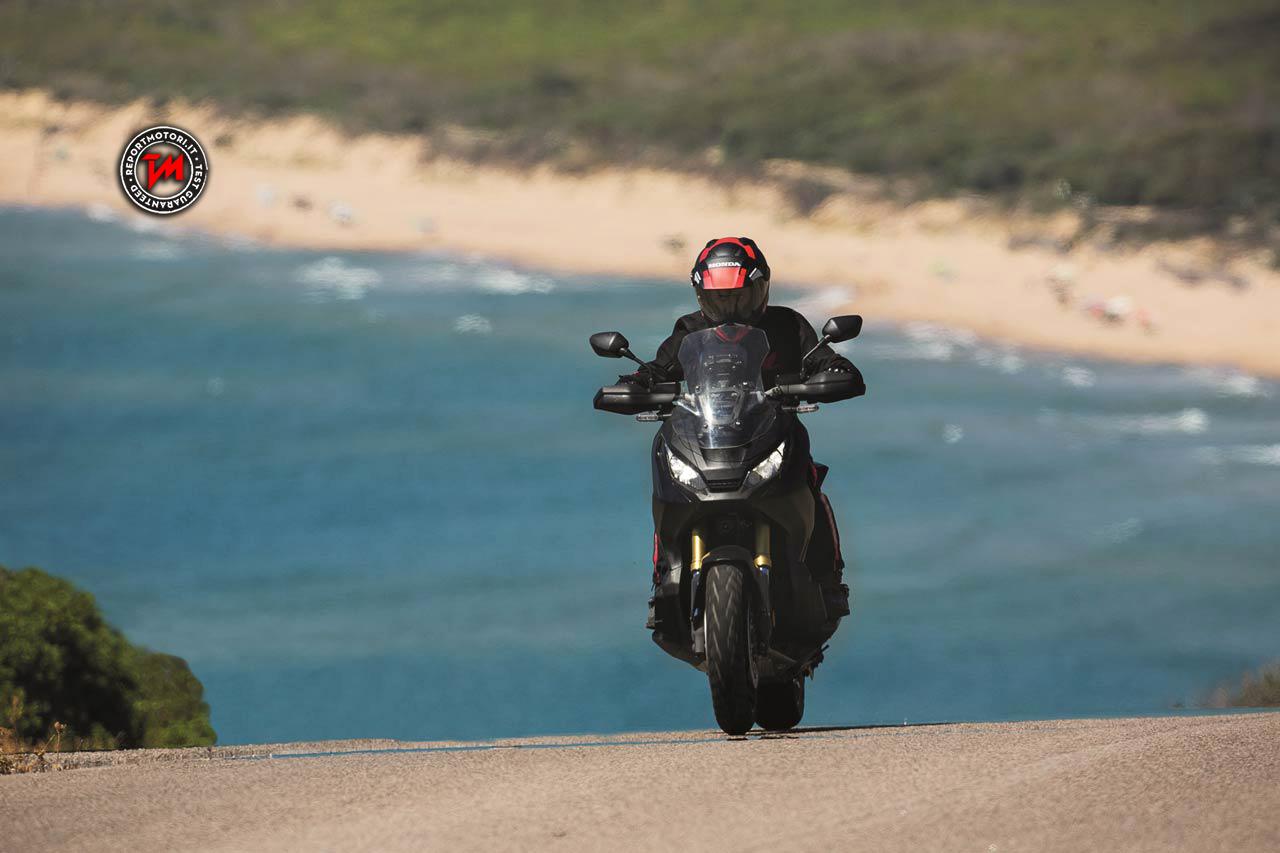 Honda X-ADV, sarà svelato a Eicma 2016
