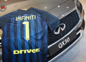 Infiniti Official Car di F.C. Internazionale