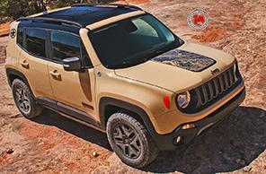 Un 2017 decisamente positivo per FCA: il marchio Jeep conferma il suo primato!