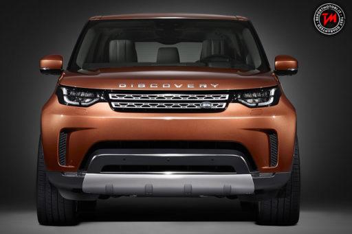 Prime immagini del nuovo Land Rover Discovery