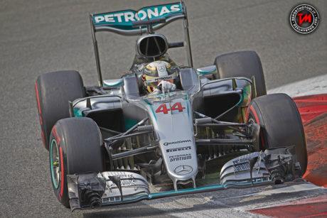 Lewis Hamilton - Monza 2016