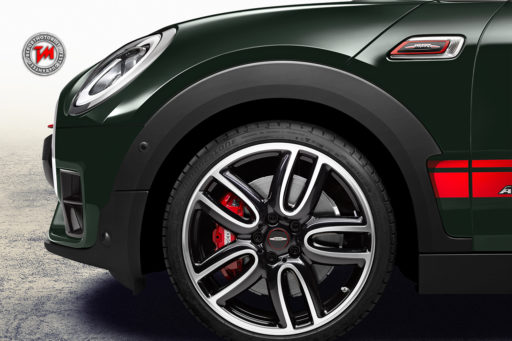 Mini Clubman John Cooper Works, la