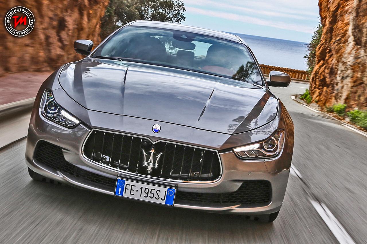 Maserati Ghibli 2017 foto e prezzi