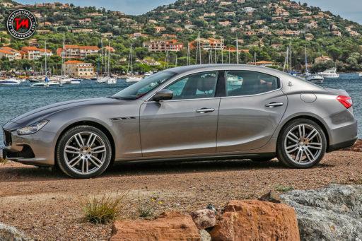 Maserati Ghibli Model Year 2017