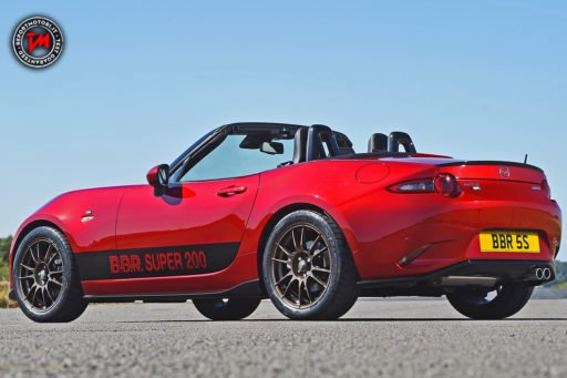 Mazda MX-5 Kit Super 200 by BBR