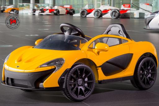 McLaren P1 Elettrica