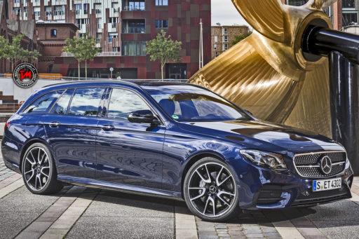 Nuova Mercedes Classe E Station-wagon