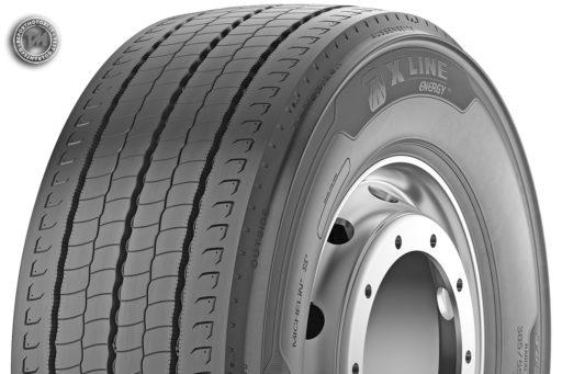 Nuovi pneumatici Michelin X Line Energy