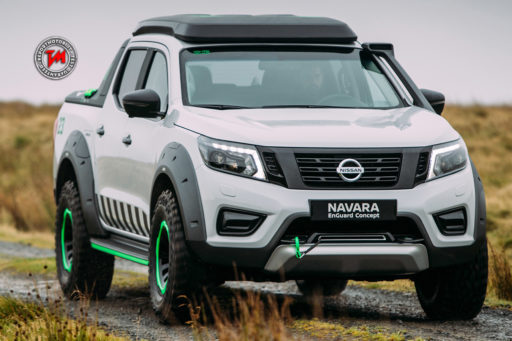 Nissan Navara EnGuard Concept: il nuovo pickup per i soccorsi