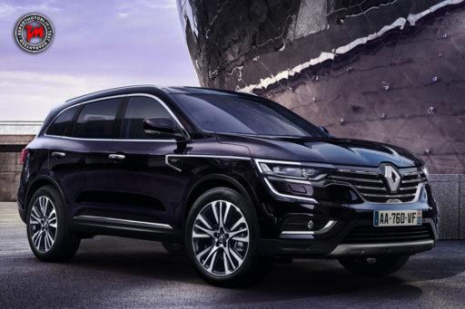 Nuovo Renault Koleos Initiale Paris