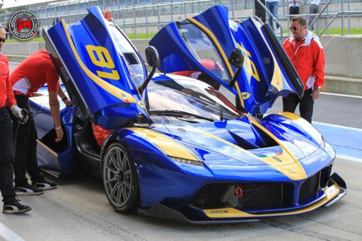 Passione Ferrari - Silverstone 2016