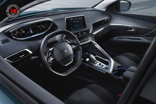 Nuovo Peugeot 5008