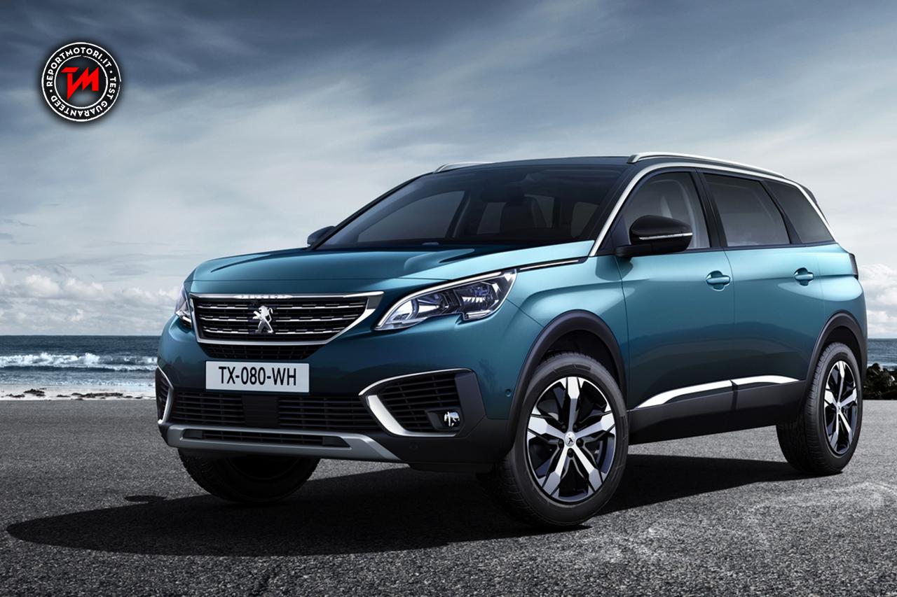 Salone di Parigi, Peugeot presenta il nuovo large suv 5008