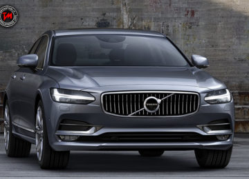 Polestar performance package Volvo S90 e V90