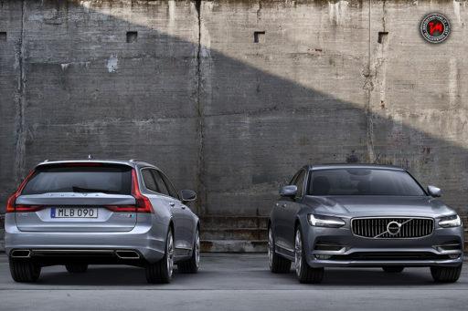 Polestar performance package Volvo S90 e V90