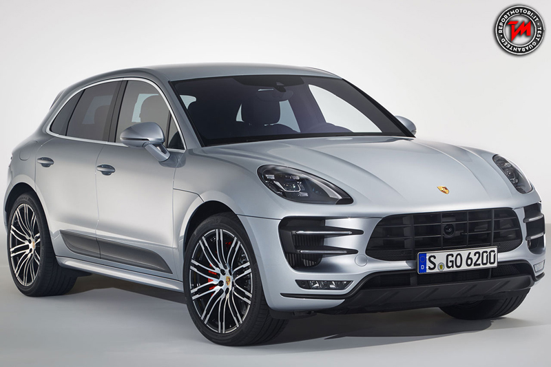 Porsche Macan Turbo Performance
