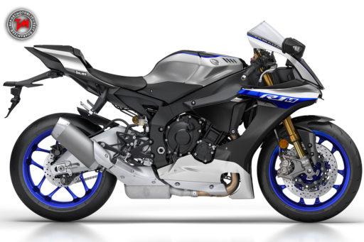 Yamaha YZF-R1M Model Year 2017