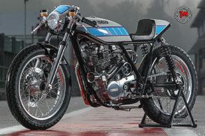 Yamaha Yard Built SR400
