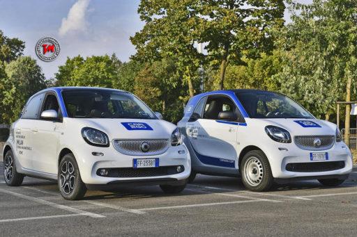 car2go nella nuova flotta milanese di smart fortwo e smart forfour