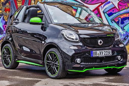 smart, smart cabrio electric drive, electric drive